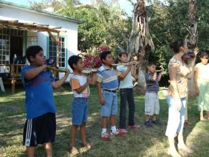 Teaching Outdoor